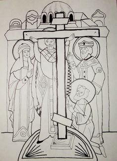 Orthodoxy for Kids: Exaltation of the Holy Cross (Feast Day ...