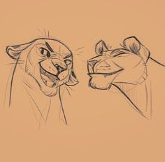 "1,233 Likes, 2 Comments - Natalie Kay Corsie (@nataliecorsie) on Instagram: ""#lion #characterdesign #sketch #drawing #visdev #visualdevelopment #animation #drawingoftheday"""