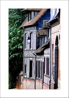 Lyons la Foret  França  Normandie