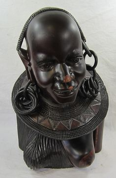 Wood african art  Pinned from PinTo for iPad 