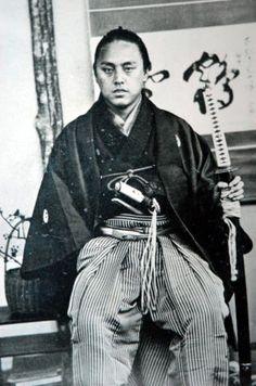 鹿島則文 Samurai Weapons, Samurai Warrior, Geisha, Meiji Restoration, The Last Samurai, Showa Period, Kendo, Old Photos, Martial Arts