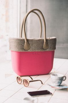 o bag bloom My Bags, Purses And Bags, Pandora Bag, Fashion Bags, Fashion Women, Just In Case, Shoulder Bag, Tote Bag, My Style