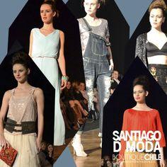 El último día del Santiago D'Moda primavera - verano 2014 http://www.revistaboutiquechile.cl/moda/articulo?id=847    Santiago D'Moda primavera - verano 2014  http://www.revistaboutiquechile.cl/moda/articulo?id=831