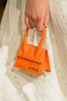 The Best Bags From Fashion Week AW18