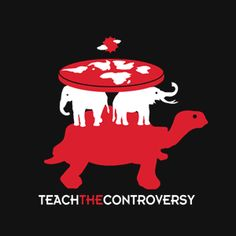 Turtle Cosmology tee shirt from Teach the Controversy
