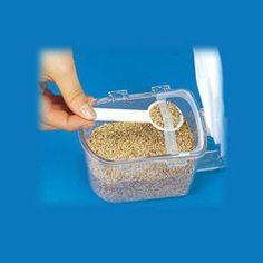 Lock Lock Food Storage Containers 4pc Set Easy Storage Clean Up Seasoning  Case | EBay | Food Storage Container ❦ Skladovanie Potravín | Pinterest |  Storage ...
