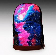 galaxy backpacks for girls  #galaxy  #backpacks #girls www.loveitsomuch.com
