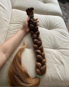We Love to Cut Her Hair Long To Short Hair, Super Long Hair, Long Hair Cuts, Short Hair Styles, Long Hair Ponytail, Braids For Long Hair, Voluminous Ponytail, Braid Hair, Indian Hair Cuts
