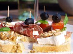 Fingermat på pinseaften – crostini | TRINEs MATblogg