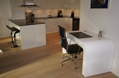 Client Testimonial :  Hi Peter,  Sorry for late reply. Hope you are fully restored and back to normal fitness.  You are welcome to use me as a referance. I will absolutely recommend the desk and your furniture for other customers. The details, the finsh and the design is of high very high value compare to the cost. The time from the order to the delivery take place is worth the waiting time.  Best regards  Per Guddal Michelsen Norway  Signalement Desk 1.1  www.signalement.com Home Office Furniture Uk, Online Furniture, Contemporary Desk, Comfort Design, New Details, Norway, Things To Come, Oslo, Waiting