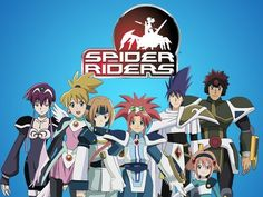 spider riders - Google Search Old School Cartoons, 90s Kids, Anime, Comic Covers, Map Art, Favorite Tv Shows, Cartoon Characters, Movies And Tv Shows, Spider