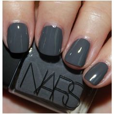 NARS Storm Bird Nail Polish | Vampy Varnish found on Polyvore