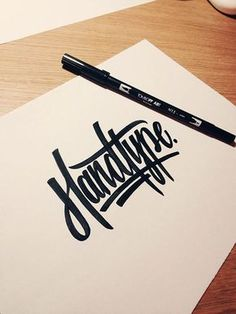 Crash Course in Hand-lettering - How To/Tools and Tips - With 50 Examples of Hand-Lettering and What They Can Teach You