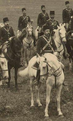 WW1. Officers of the Turkish army / Офицеры Турецкой армии.