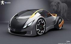 Peugeot Leonin, Leonin, Concept cars, electric cars, Peugeot ...