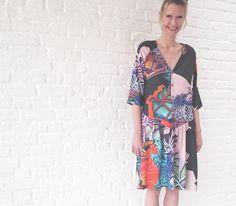 Free dress sewing pattern FRENCH