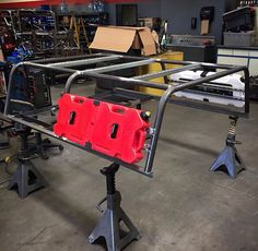 Tundra bed rack.