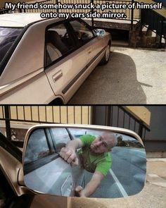Mirror prank2