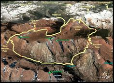 The Maroon Bells Four Pass Loop. A must-do for every backpacker. We will not take no for an answer on this one.
