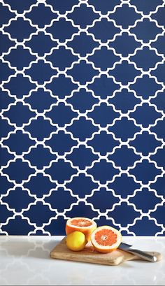 """LOVELY LATTICE $30.00  Panels measure 2 feet by 4 feet. Scale of lattice length 6"""" and width 4""""."""