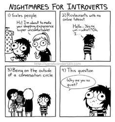 Introvert, Dear