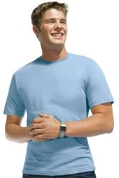 This super-comfy Anvil tee has the ring-spun cotton feel that everyone will love. It has shoulder-to-shoulder taping, seamed collar, double-needle sleeves and bottom hem. tubular construction TearAway™ label