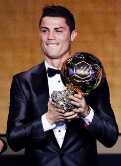 Ballon D'or 2014, Cristiano Ronaldo! #CR7