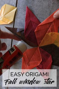 Easy beginner origam
