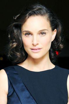 Natalie Portman dark hair