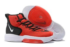 hot sale online e2ae5 0afe2 Nike Zoom Rise 2019 University Red Black White For Men-3 Air Max Sneakers,