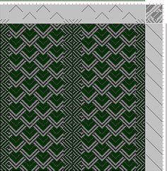 Hand Weaving Draft: Figure 3149, Atlas de 4000 Armures, Louis Serrure, 20S, 18T - Handweaving.net Hand Weaving and Draft Archive