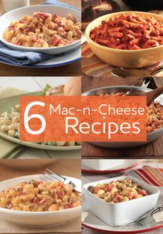 Traditional or with a twist, macaroni and cheese is always sure to ...