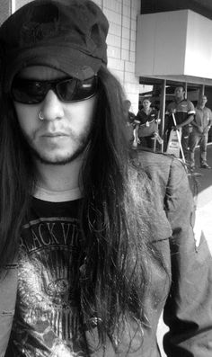 Joey Jordison - High School Crush... The beginning of my love for drummers