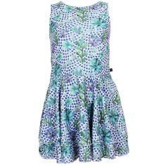 Vinrose-Kleid-Succulent Print