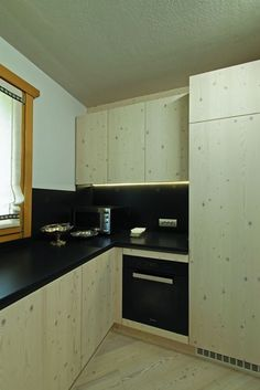 Dettaglio piano cucina in abete | Cucine su misura | Pinterest