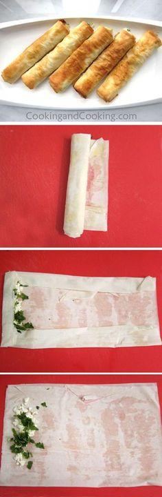 Cigarette Borek Recipe