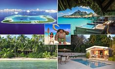 The ultimate fairy-tale escapes: How to holiday on the dreamy Pacific islands that inspired Disney's Moana   Daily Mail Online