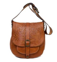 Patrisha Nash - Barcelona saddle bag