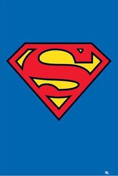 ☮ American Hippie ~ Superman Logo - First Version