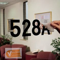 Brand and identify room doors quickly with vinyl letters and numbers! Use Seton's Custom Pre-aligned Adhesive Vinyl Legends to the job. Die Cut Letters, Letters And Numbers, Baby Shower, Vinyl Lettering, Adhesive Vinyl, Html, Santiago, Vinyls, Lyrics