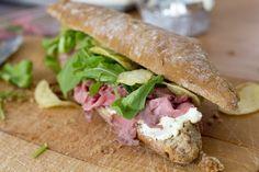 Superawesome lunchtip: Broodje Rosbief² - DoorEten