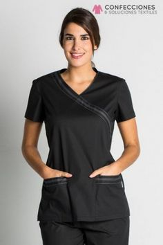 Discover recipes, home ideas, style inspiration and other ideas to try. Spa Uniform, Hotel Uniform, Scrubs Uniform, Salon Uniform, Staff Uniforms, Medical Uniforms, Beauty Uniforms, Restaurant Uniforms, Scrubs Outfit