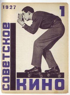 """""""gacougnol:  Varvara StepanovaSoviet Cinema 1927   """""""