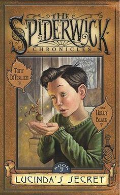 Lucinda's Secret (The Spiderwick Chronicles, #3)  by Tony DiTerlizzi & Holly Black (F DIT)