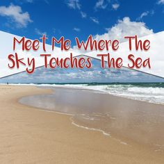 You know where to find me...on the beach on the OBX!!
