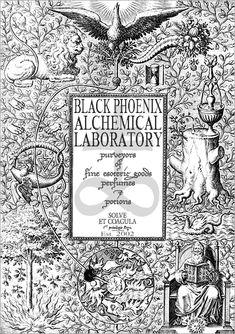 Welcome to Black Phoenix Alchemy Lab