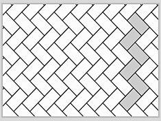 tile laying patterns topps tiles