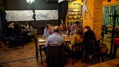 """Argentina: At """"closed door"""" restaurants in the Argentine capital, the address is just part of the intrigue."""