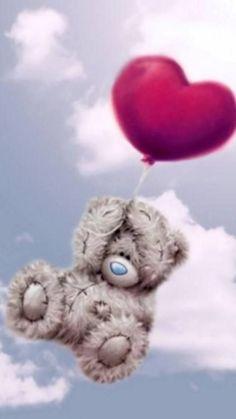 Teddy Bear Tattoos, Teddy Bear Quotes, Teddy Bear Images, Tatty Teddy, Hug Pictures, Teddy Bear Pictures, Blue Nose Friends, Bear Wallpaper, Love Bear