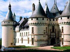 Château de Chaumont,  Frankreich